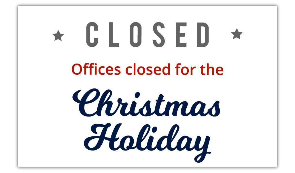 Pala Band California Office Closed Christmas