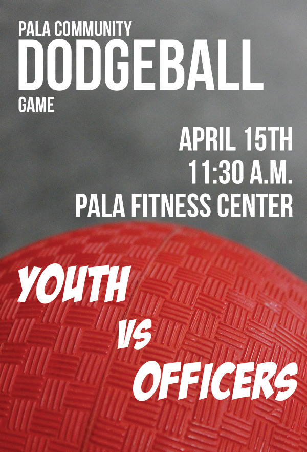 Pala Band of Mission Indians PBMI Dodgeball Game 2020