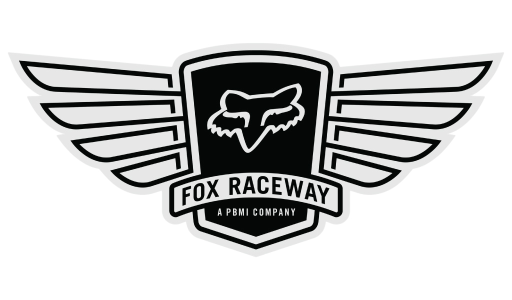 Pala Band of Mission Indians PBMI Pala Fox Raceway Logo